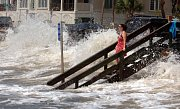 Přílivová vlna v Miami