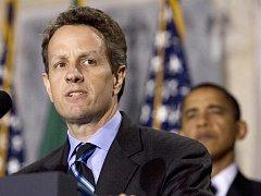 Během jednoho dne přišlo o práci 70 000 osob. Americké firmy pokračují v masivním propouštění, nový ministr financí Geithner ale zatím s dalším záchranným balíčkem nepočítá.