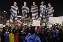 Podle Transparency International je Rumunsko ve vnímání korupce v Evropě předposlední
