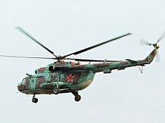 Nejméně jednu oběť na životě a několik zraněných si dnes vyžádalo nouzové přistání vrtulníku Mi-8 na Kamčatce na východě Ruska. Ilustrační foto.