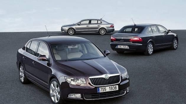 Nová Škona Superb II bude oficiálně představena na autosalonu v Ženevě.