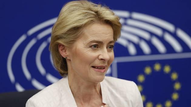 Nová šéfka Evropské komise Ursula von der Leyenová