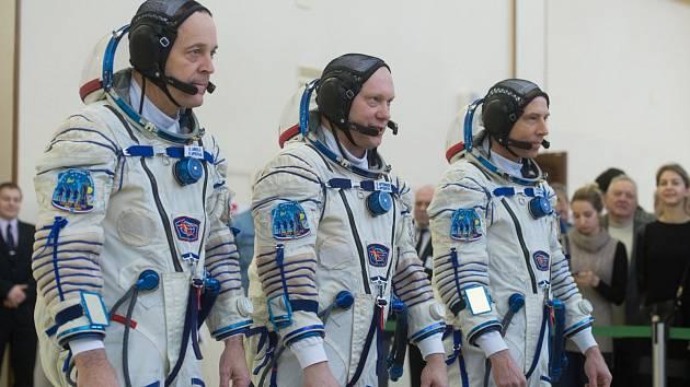 Posádka vesmírné expedice 55