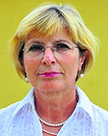Vedoucí lékařka plicního oddělení pražské Polikliniky Budějovická – Medicon Václava Bártů.