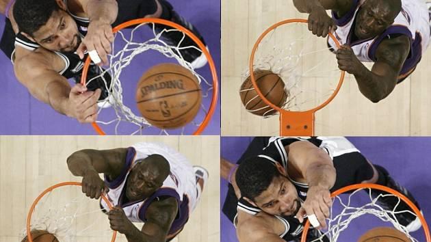 NBA se těší na souboj obrů - Duncana a O´Neala.
