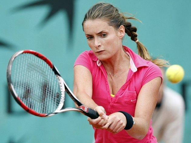 Iveta Benešová postoupila na Roland Garros už do třetího kola