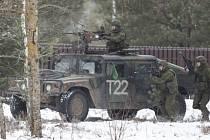 Armáda ČR na cvičení v Litvě