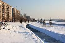 Pravá sibiřská zima. Ilustrační foto.