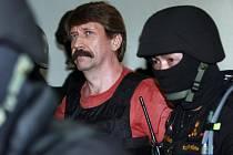 Ruský obchodník se zbraněmi Viktor But.