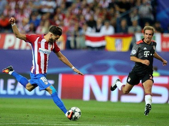 Atlético Madrid - Bayern Mnichov