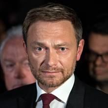 Christian Lindner, šéf FDP