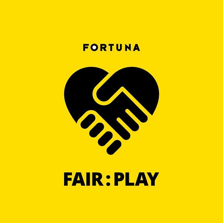 Logo Fortuna fair play