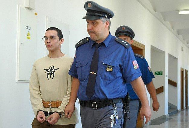 Devatenáctiletý učeň Jiří Fous z Podlesí u Příbrami se od středy zpovídá před Krajským soudem v Praze z rasově motivované vraždy. Dne 18. ledna pobodal 18letého Jana Kučeru.