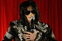 Michael Jackson v Londýně oznámil šňůru koncertů.