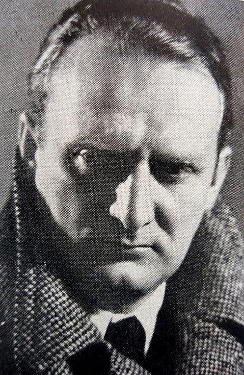 Jiří Plachý starší v době před rokem 1945