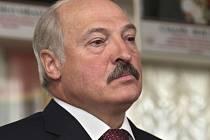 Běloruský prezident Alexandr Lukašenko.