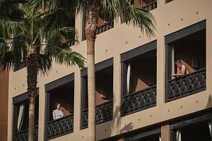 Hotel na ostrově Tenerife
