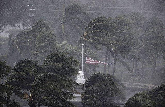 Irma pustoší Floridu.