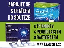 Soutěž Deníku o tři balíčky s Probiolactem