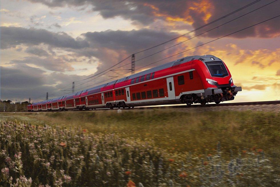 Lokomotivy a soupravy Škoda Transportation pro Německo.