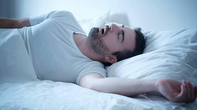Spánek - Ilustrační foto