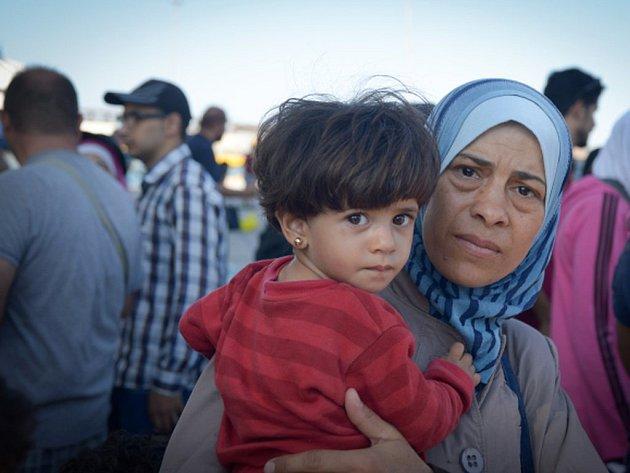Do Česka dnes přiletí čtyři syrské rodiny s nemocnými dětmi, které se budou díky humanitárnímu projektu MEDEVAC léčit v motolské nemocnici v Praze.