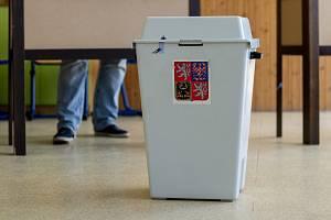 Volby, urna - ilustrační foto