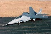 stíhací letoun F-22