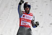 Vítěz závodu Thomas Morgenstern