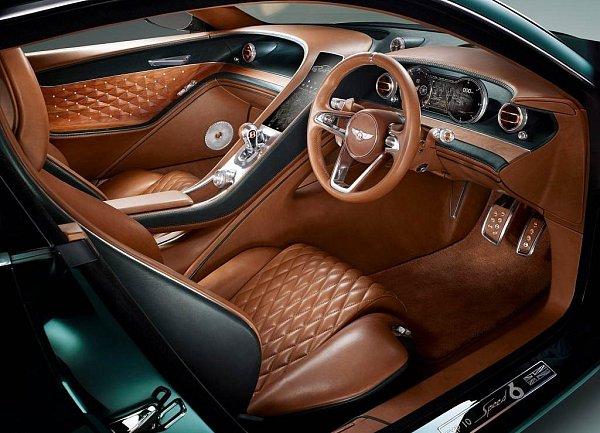 Bentley EXP 10Speed 6.