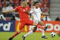 Švýcaři hrají s Portugalci jen o čest.