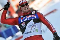 Švýcar Dario Cologna.