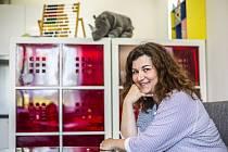 Lucie Součková z pedagogicko-psychologické poradny Lexík.