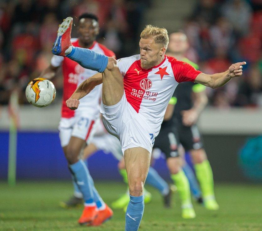 SK Slavia Praha – FC Slovan Liberec. Mick Van Buren.