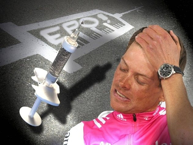 Bývalý cyklista Jan Ullrich je také obviněn z dopingu.