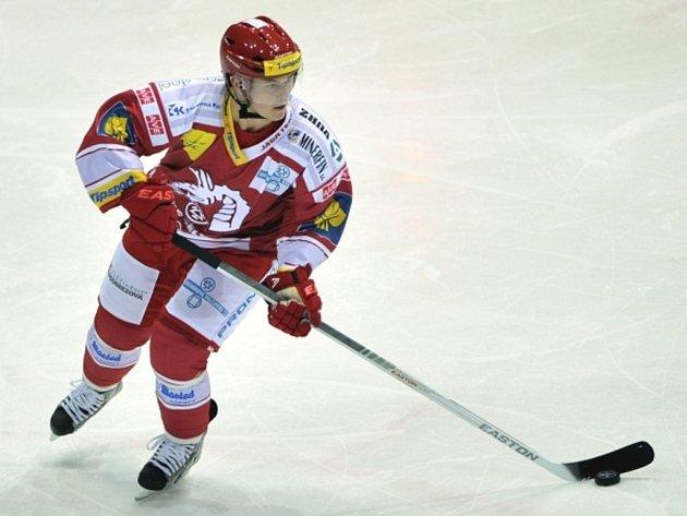 V době výluky NHL posílil Třinec Jiří Hudler.