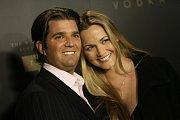 Donald Trump Jr. a Vanessa Trumpová