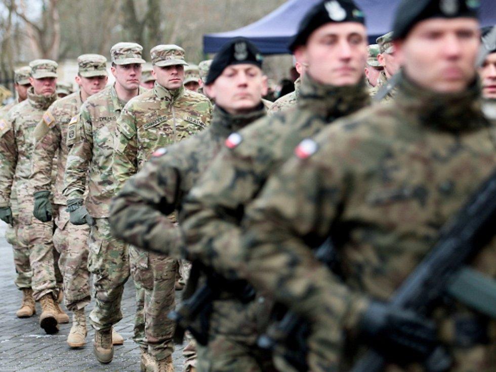 Americká armáda v Polsku
