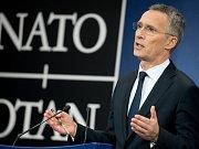 Generální tajemník NATO Jens Stoltenberg.