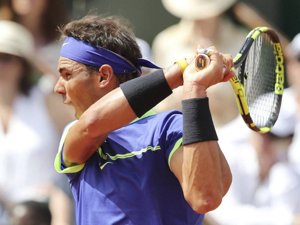 Rafael Nadal podesáté vyhrál Roland Garros.
