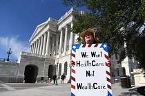 Názory na zrušení Obamovy zdravotnické reformy rozdělují americkou veřejnost