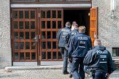Německá policie, ilustrační foto