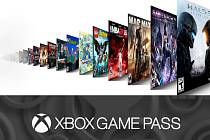 Služba Xbox Game Pass.