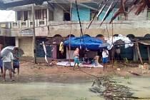 Cyklon si v Indii vyžádal 33 lidských životů