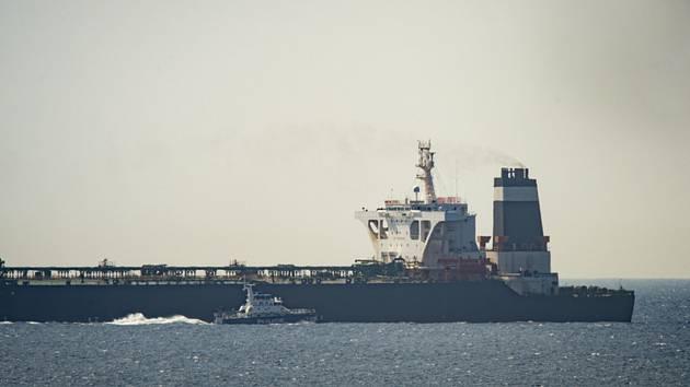 Ropný tanker. Ilustrační snímek