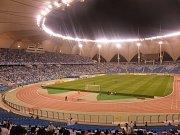 Fotbalový stadion krále Fahda v saúdskoarabském  Rijádu