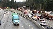 Situace na dálnici