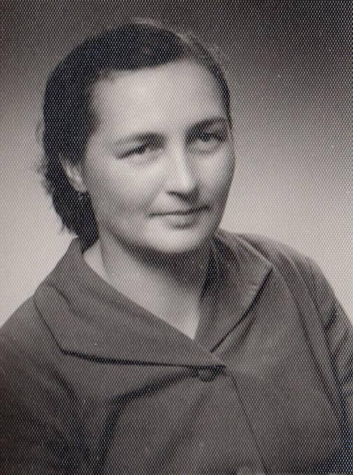 Marie Chalupová po návratu z trestu