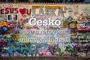 Česko je mírumilovné.