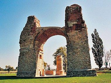 Římské stavby